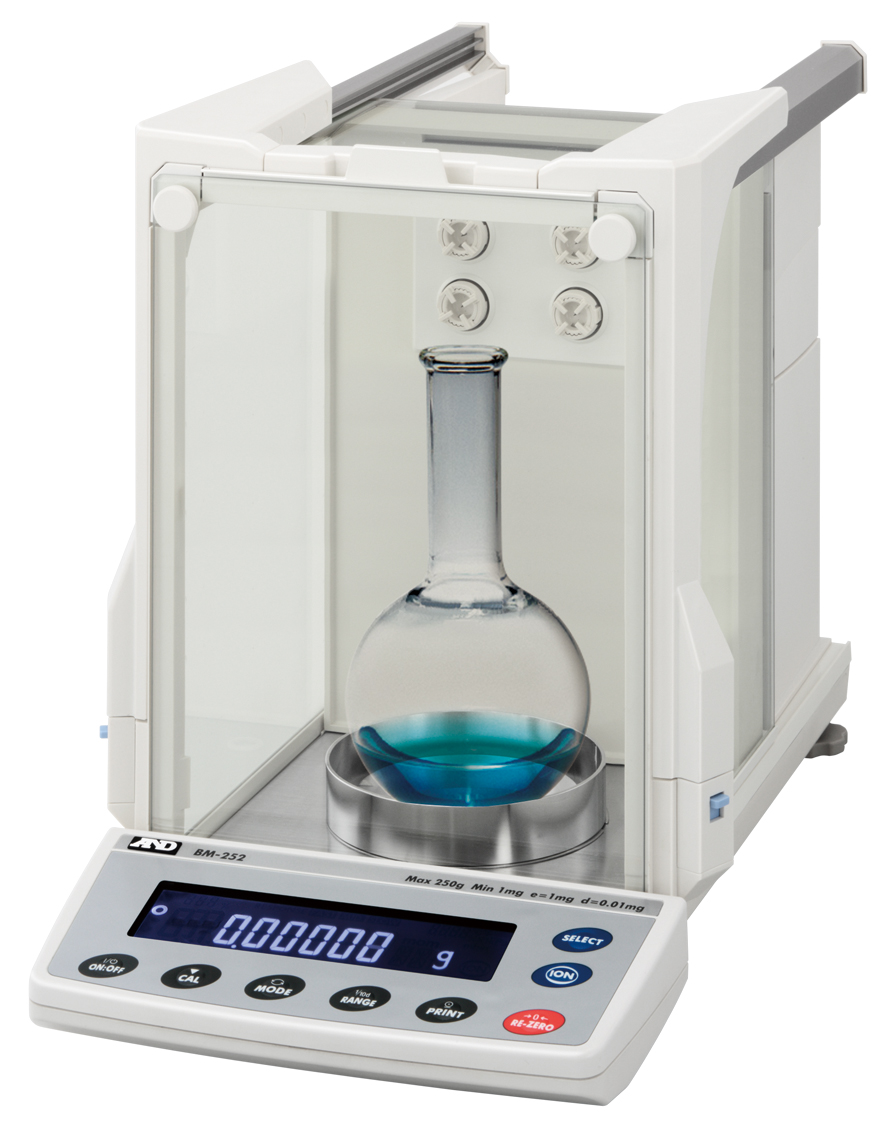 AN - BM - 200/300/ 500 Analytical Balances